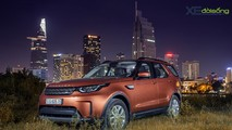 Đánh giá Land Rover Discovery 2018: SUV 7 chỗ toàn năng cho nhà giàu