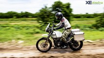Đánh giá mô tô adventure Royal Enfield Himalayan giá 131,7 triệu