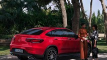 "VIDEO: Vẻ đẹp chi tiết Mercedes-Benz GLC Coupe 2020 ""facelift"""