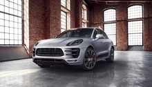 Ra mắt Porsche Macan Turbo Exclusive Performance Edition