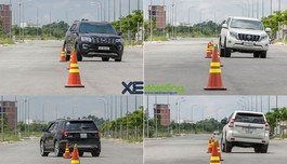 Đánh giá so sánh Ford Explorer vs Toyota Prado [video]