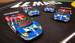 Con đường tới vinh quang 24h Le Mans của Ford GT EcoBoost