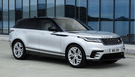"Range Rover Velar thắng giải ""China SUV of the Year 2018"""