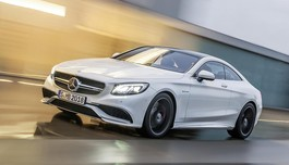 Mercedes S 63 AMG Coupe - giấc mộng cao sang!
