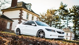 Concavo CW-S5 trên Honda Accord coupe