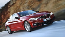 BMW 4 Series Coupe 2014 - kỷ nguyên mới dòng coupe thể thao
