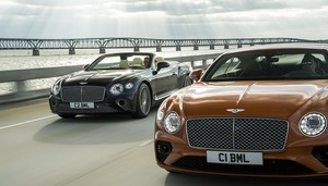 VIDEO: Vẻ đẹp chi tiết Bentley Continental GT V8 Coupe và Convertible 2020