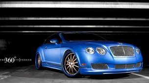 360 Forged và Bentley GT