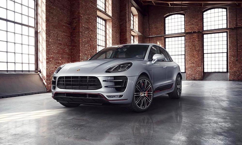 Ra mắt Porsche Macan Turbo Exclusive Performance Edition  ảnh 1