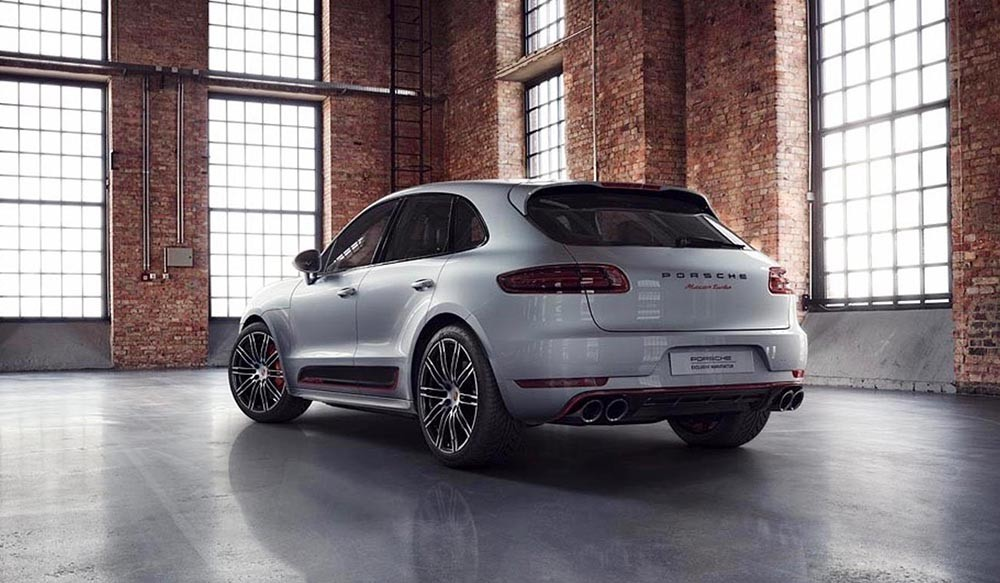 Ra mắt Porsche Macan Turbo Exclusive Performance Edition  ảnh 2