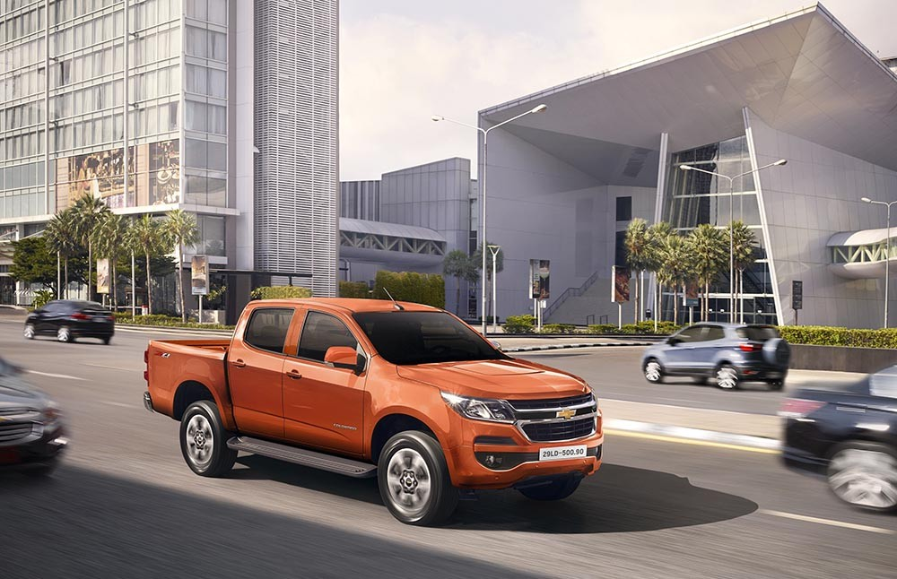 Chevrolet Colorado 2.5L VGT AT 4x2 mới