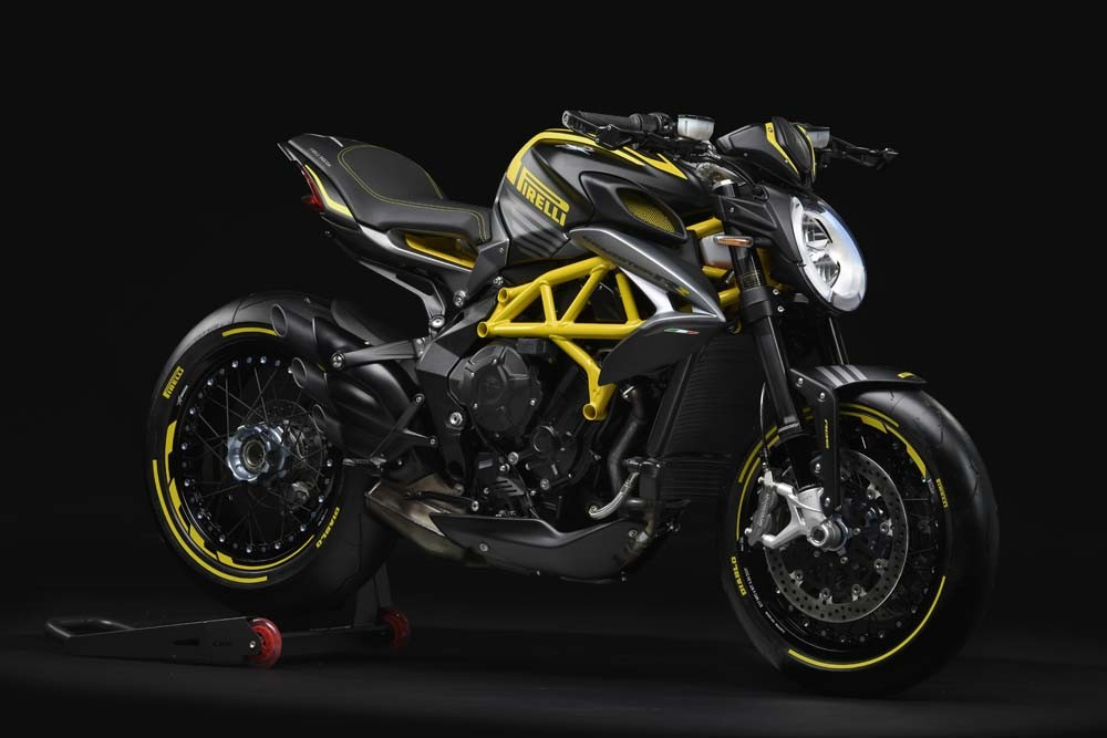 Dien kien naked-bike MV Agusta Dragster 800 RR Pirelli Limited Edition