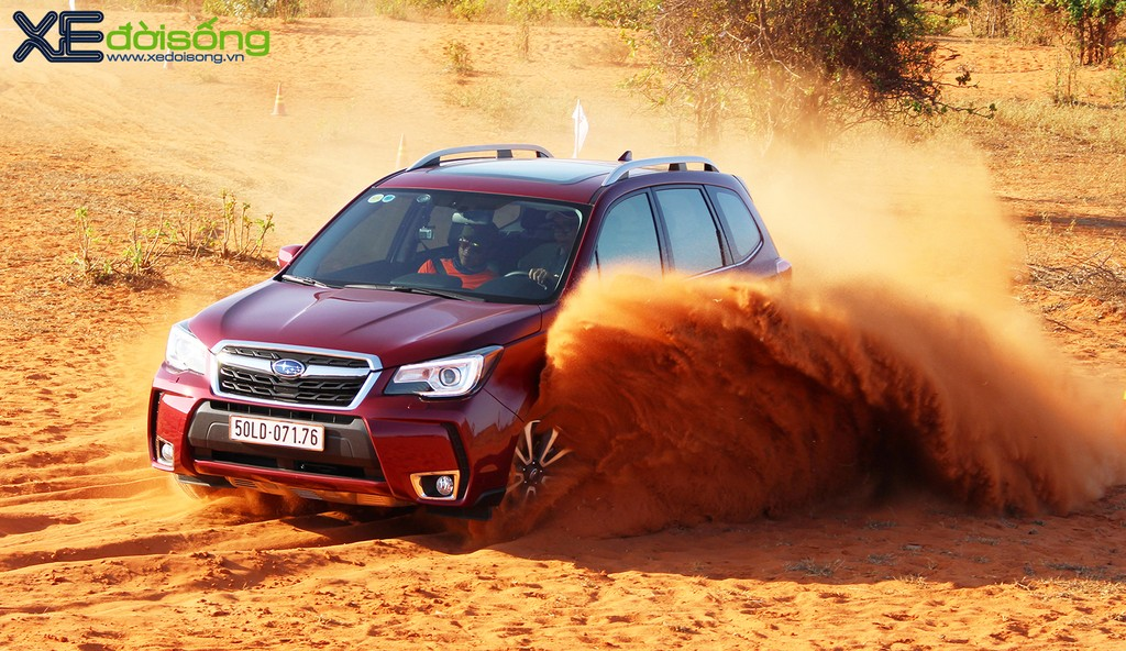 Đánh giá Subaru Forester 2016 - Kẻ phá đám xe sang ảnh 1