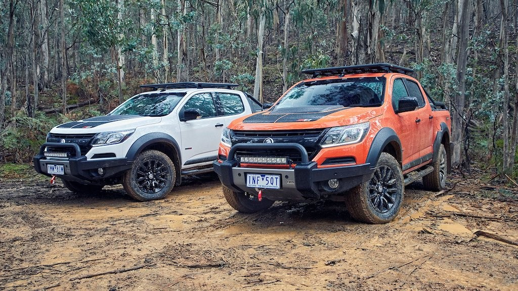 Chevrolet Colorado co ban the thao dau Ford Ranger Raptor gia 118 ty
