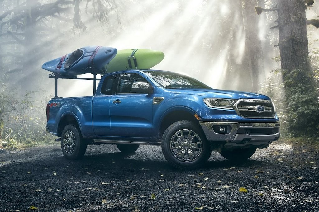 "Dong co xang EcoBoost tren Ford Ranger 2019 ""ban My"" manh the nao"