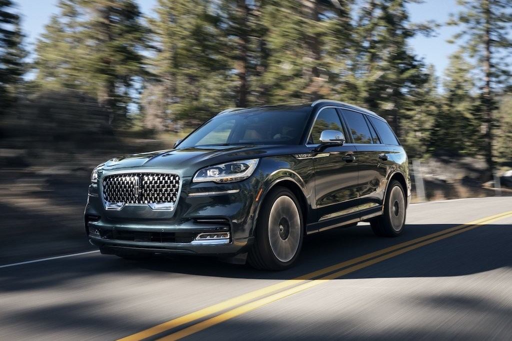 "Chiem nguong SUV Lincoln Aviator 2020 dai dien My ""so gang"" BMW X5"