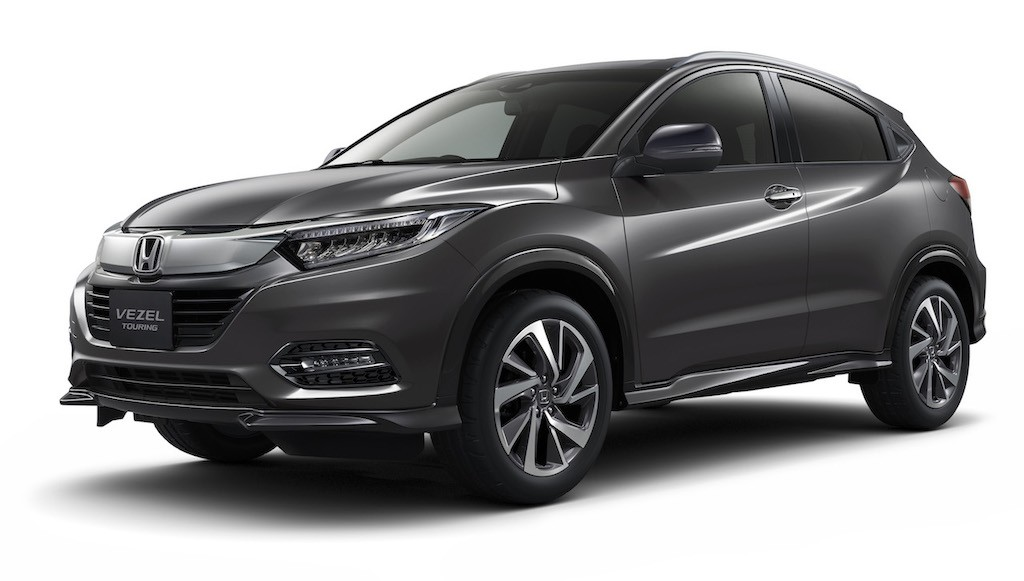 Honda HR-V ban hang sang co gi khac biet