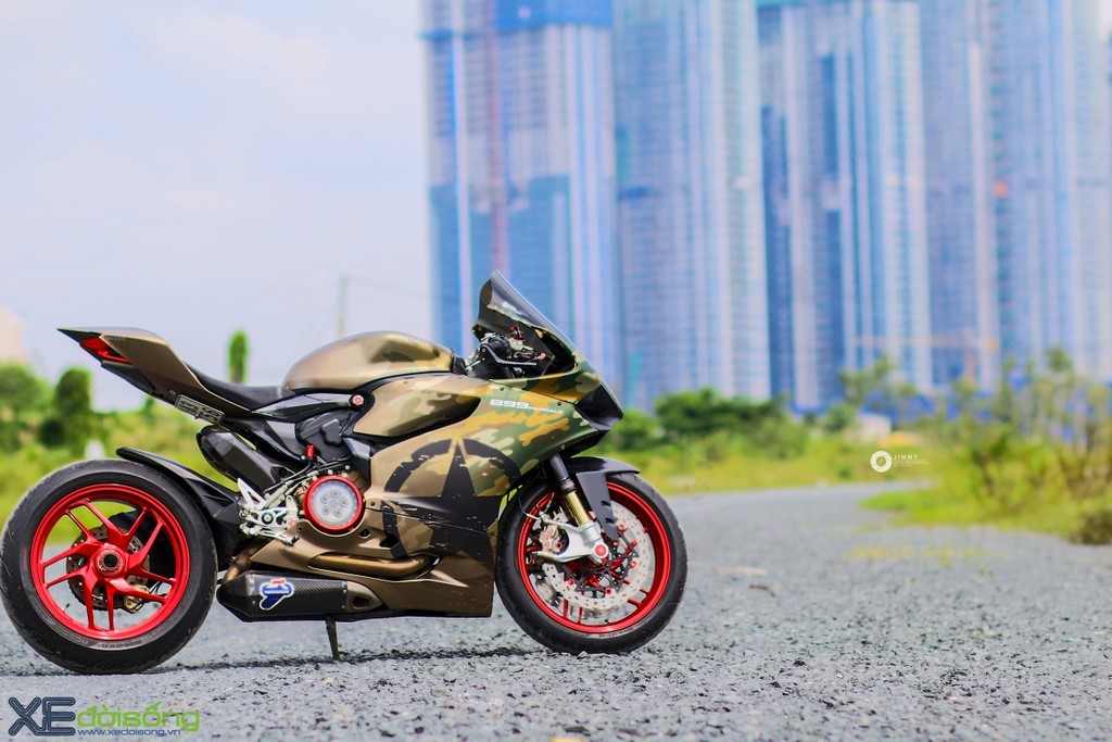 Ngắm Ducati 899 Panigale