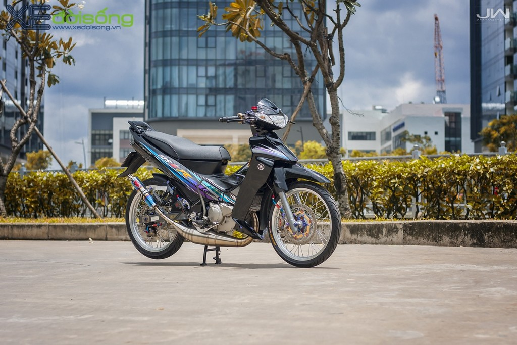 "Ca map Yamaha Z125R - YaZ do hang ""khung"" tu workshop Thien TBT"