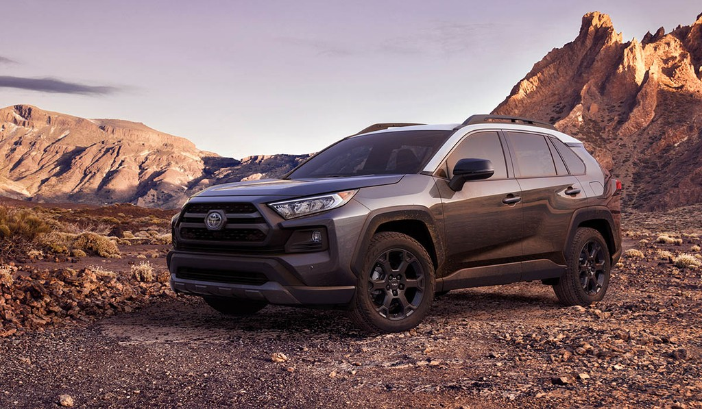 Trinh lang Toyota RAV4 TRD Off-Road 2020 them chat viet da