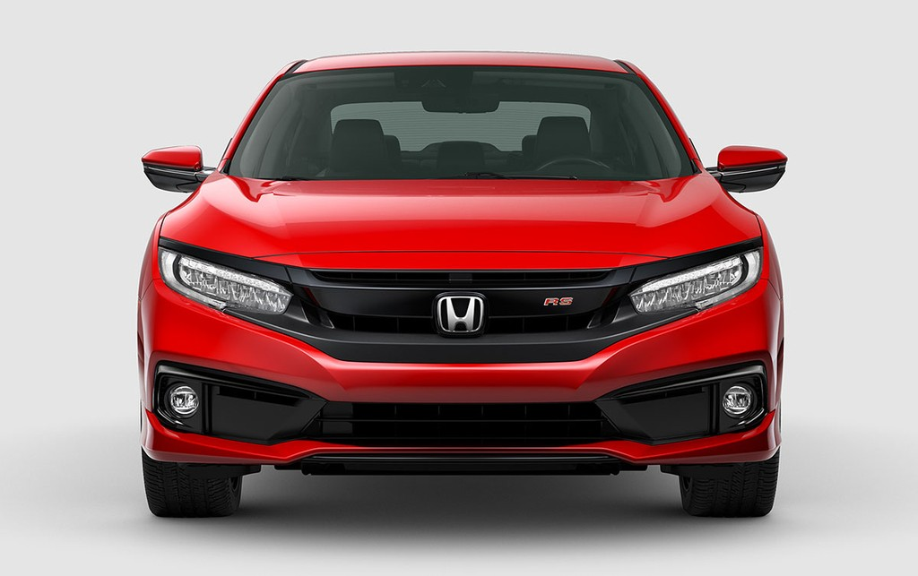 Honda Viet Nam cong bo Honda Civic 2019 moi them ban RS the thao