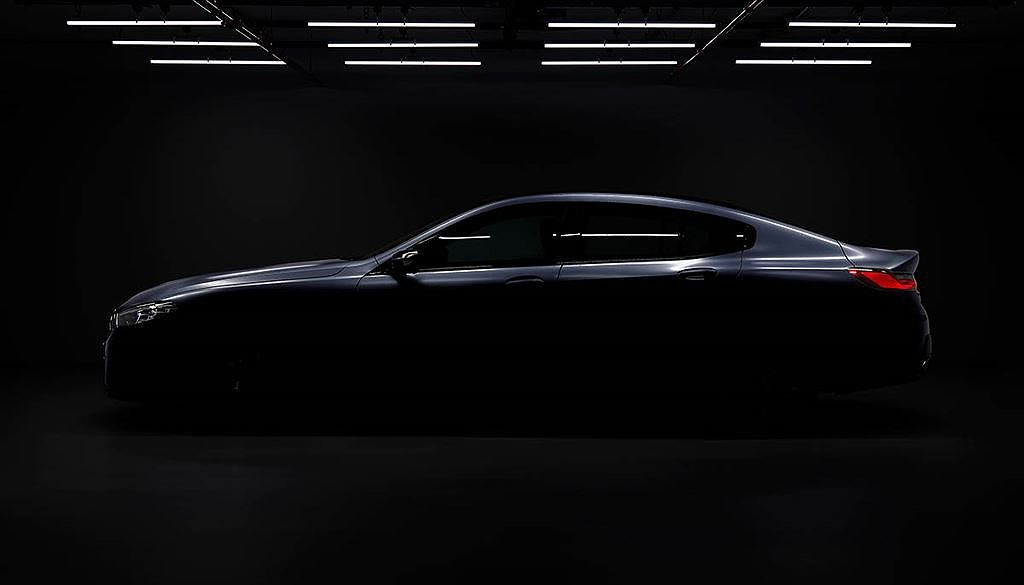 Lo anh hang nong BMW 8 Series Gran Coupe 2020 truoc gio G!