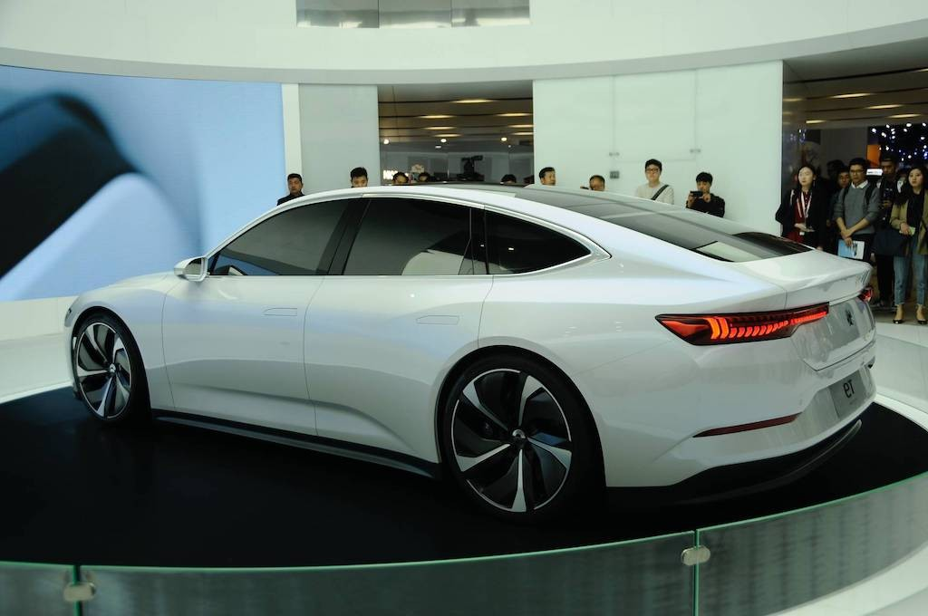 NIO ET Preview  Doi thu tiem nang cua Tesla Model 3