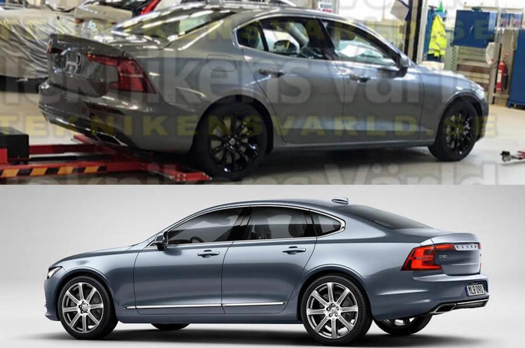 "Sedan Volvo S60 Polestar Engineered muốn ""so găng"" Mercedes-AMG C53 ảnh 5"