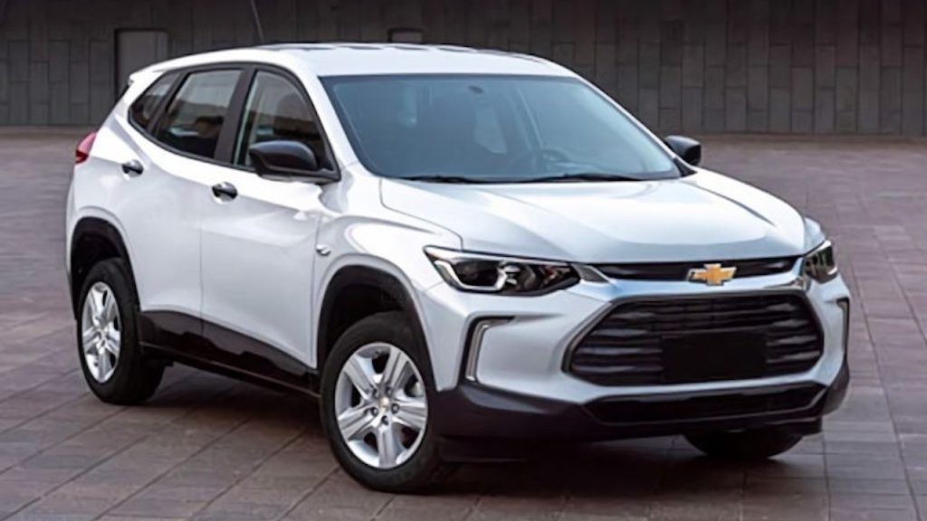Canh tranh Ford EcoSport Chevrolet Trax 2020 lo thiet ke an tuong