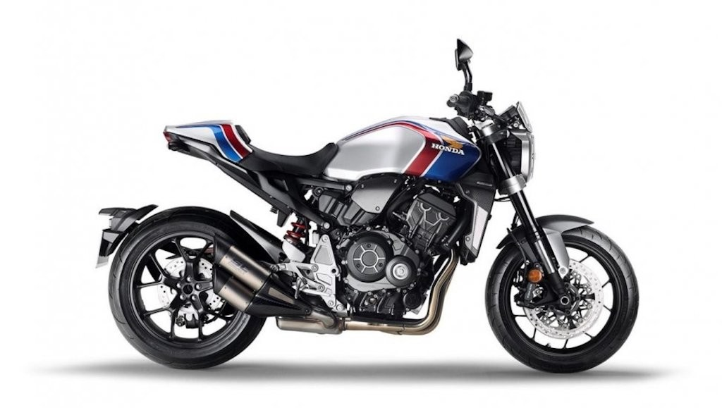 Naked bike hang doc Honda CB1000R+ Limited Edition gioi han 350 xe