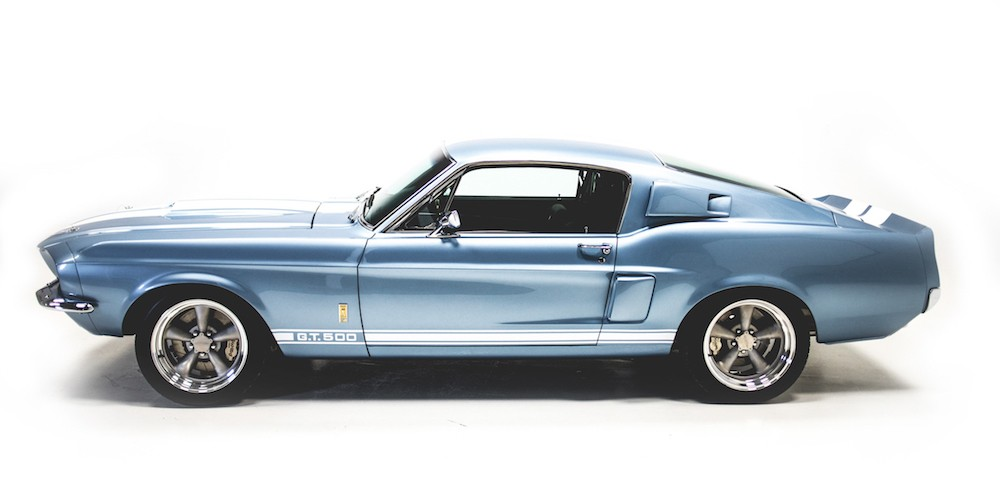 Revology Shelby GT500 -