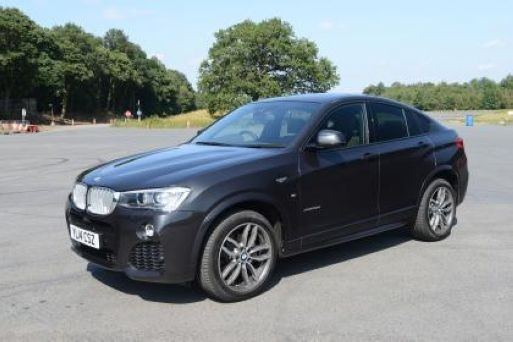 BMW X4 so kè Porsche Macan ảnh 2