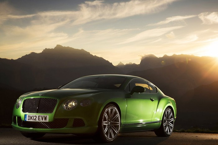 Bentley Continental GT Speed 2013 ảnh 1
