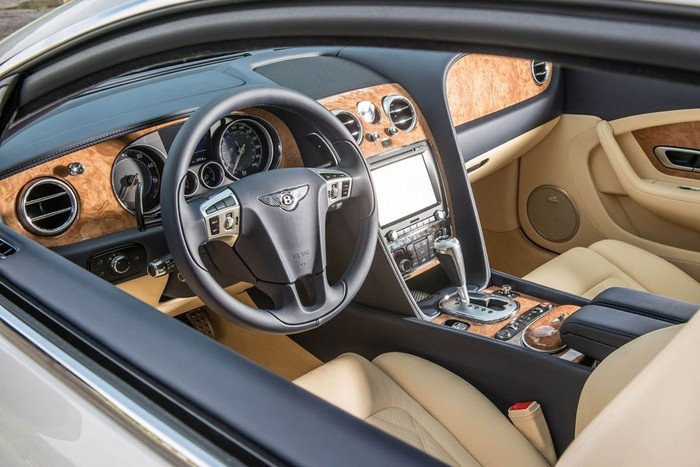 Bentley Continental GT Speed 2013 ảnh 10