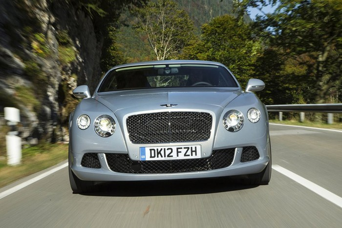 Bentley Continental GT Speed 2013 ảnh 4