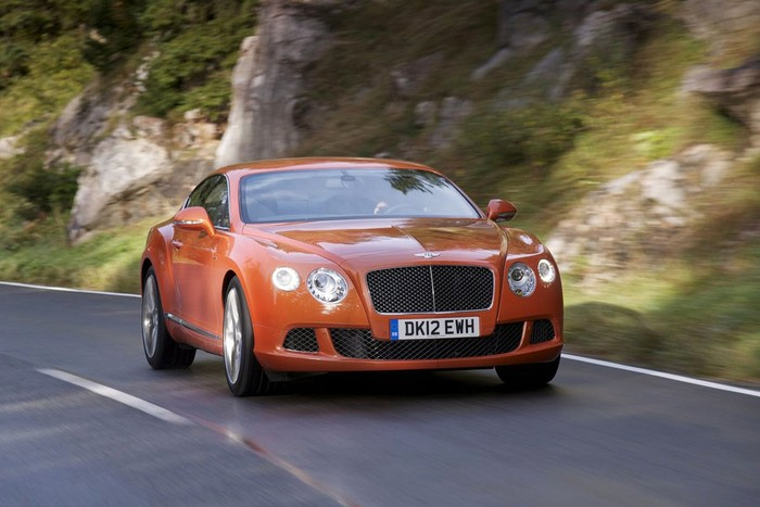 Bentley Continental GT Speed 2013 ảnh 5