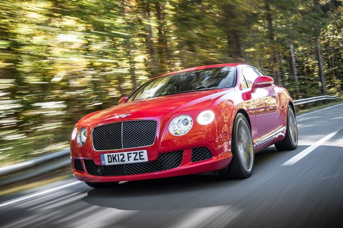 Bentley Continental GT Speed 2013 ảnh 6