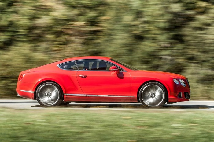 Bentley Continental GT Speed 2013 ảnh 7
